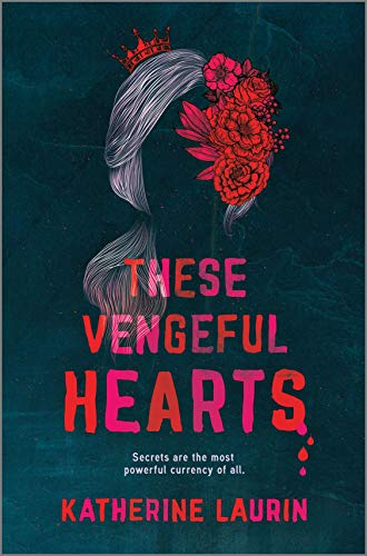 These Vengeful Hearts Book Cover