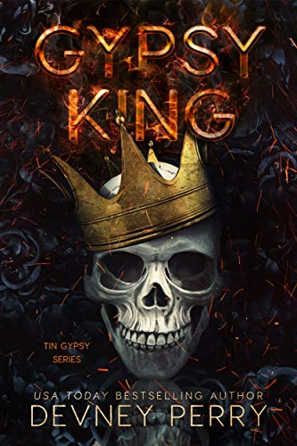 Gypsy King Book Cover