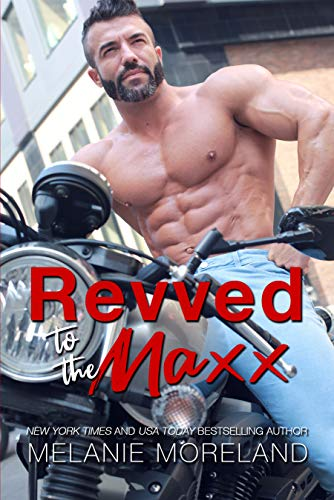 Revved to the Maxx Book Cover