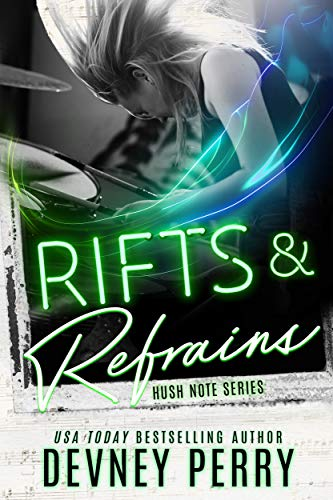 Rifts and Refrains Book Cover