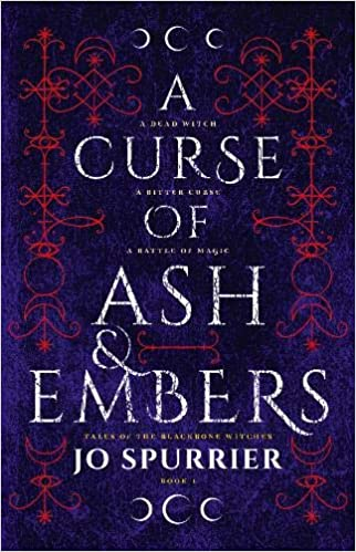 A Curse of Ash and Embers Book Cover
