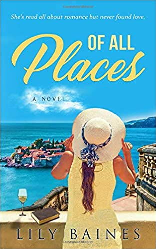 Of All Places Book Cover