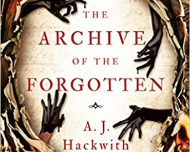 Archive of the Forgotten book cover
