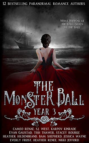 Monster Ball Year 3 Book Cover