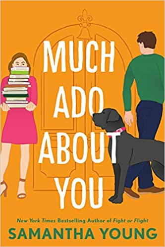 Much Ado About You Book Cover