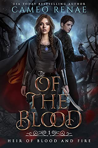 Of the Blood Book Cover