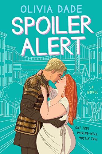 Spoiler Alert Book Cover