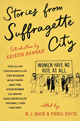 Stories from Suffragette City Book Cover