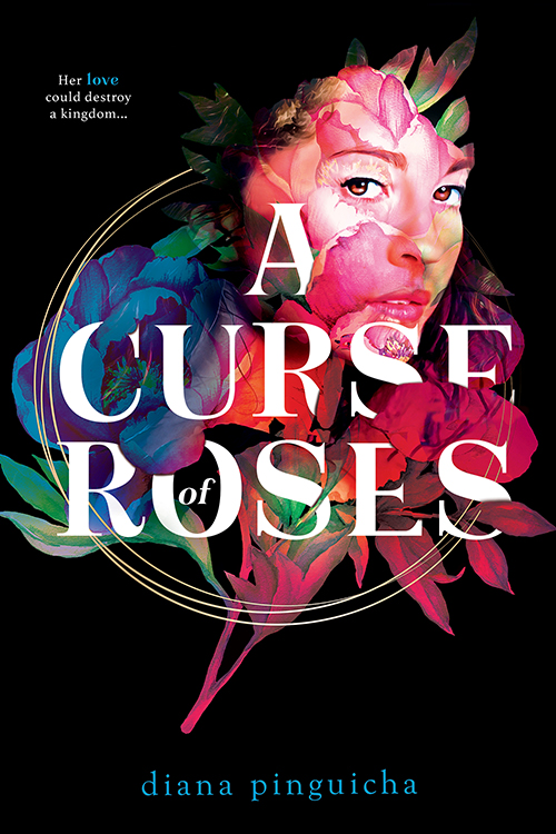 A Curse of Roses Book Cover