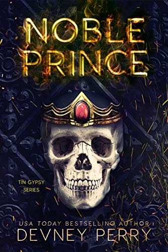 Noble Prince Book Cover