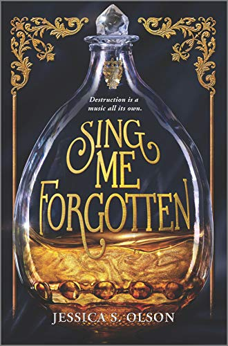 Sing Me Forgotten Book Cover
