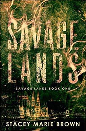 Savage Lands Book Cover