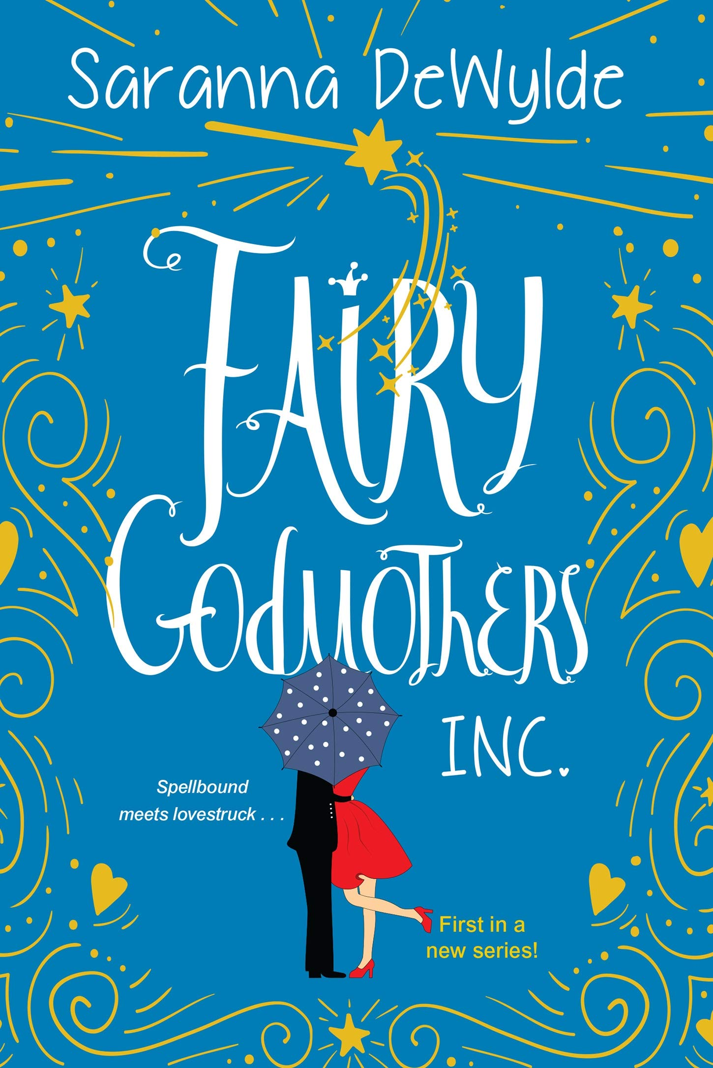 Fairy Godmothers Inc. Book Cover