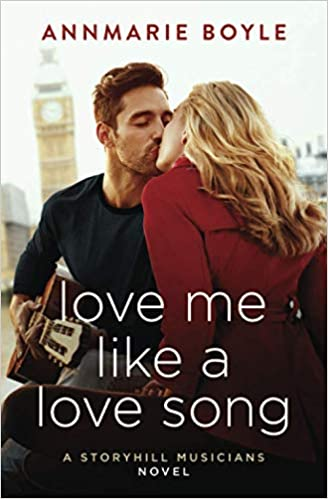 Love Me Like a Love Song Book Cover