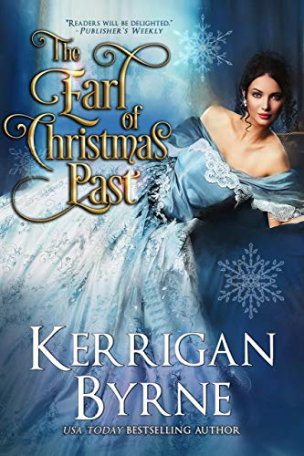 The Earl of Christmas Past Book Cover