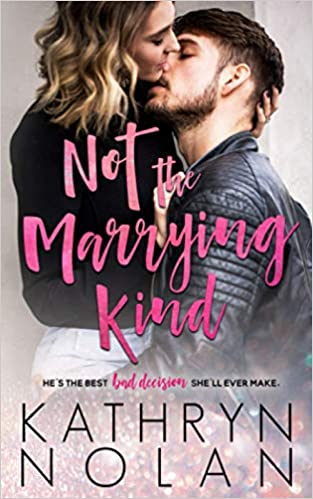 Not The Marrying Kind Book Cover