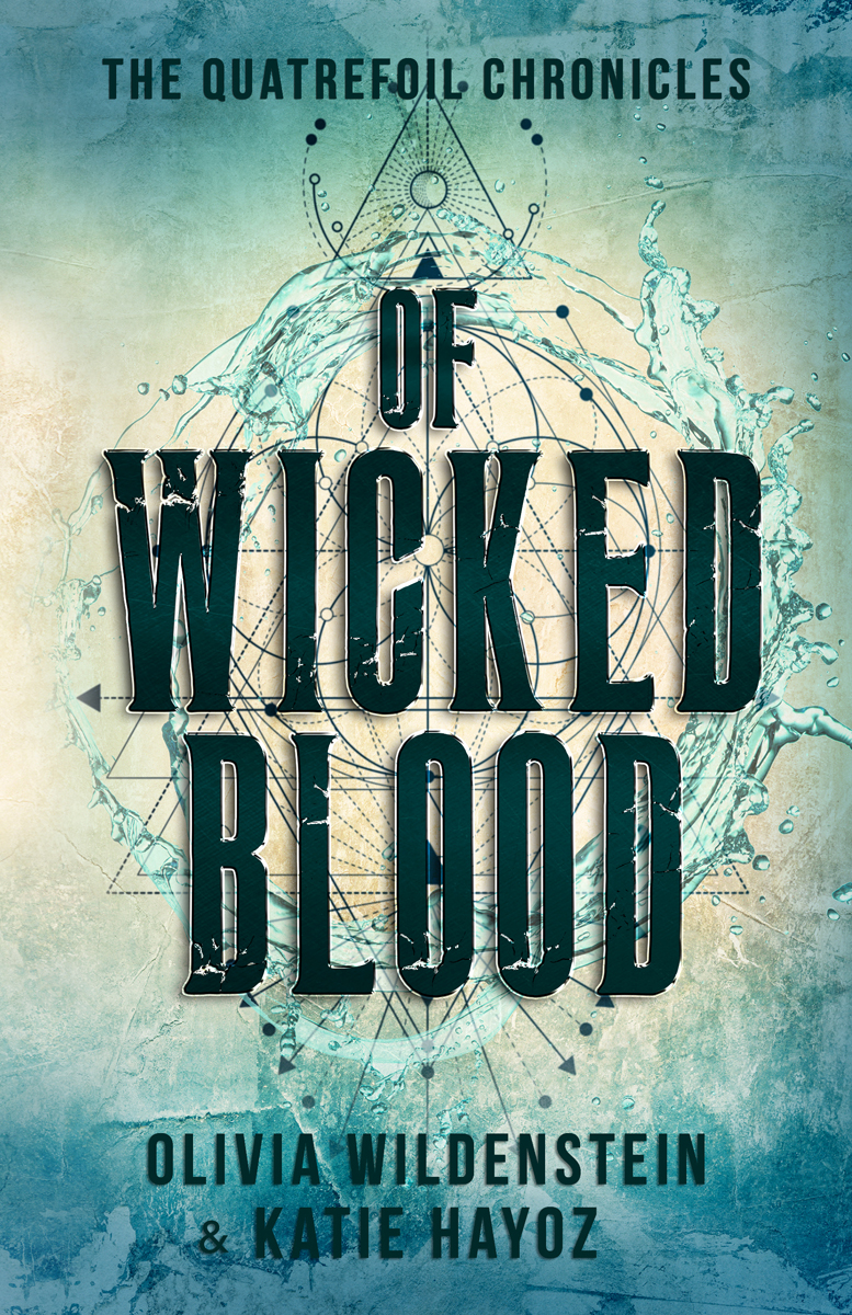 Of Wicked Blood Book Cover