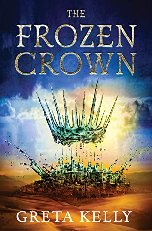 The Frozen Crown Book Cover
