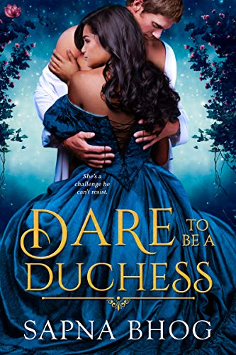Dare to be a Duchess Book Cover