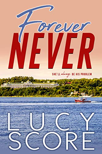 Forever Never Book Cover