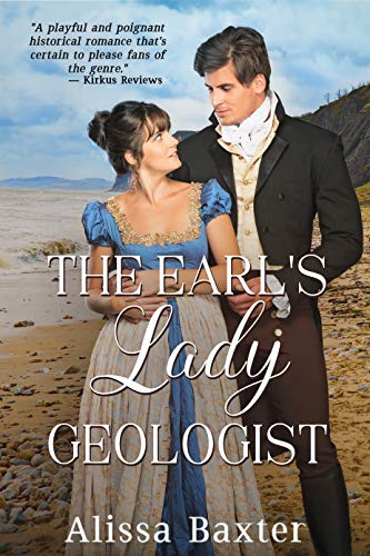 The Earl's Lady Geologist Book Cover