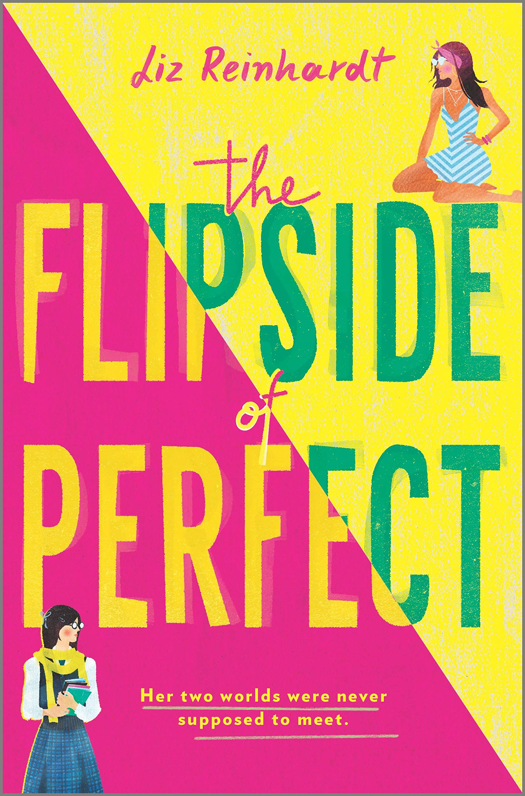 The Flipside of Perfect Book Cover