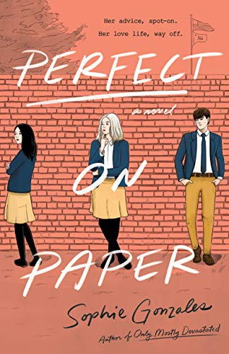 Perfect on Paper Book Cover