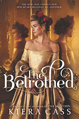 The Betrothed Book Cover