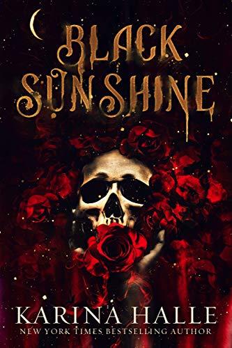 Black Sunshine: A Dark Vampire Romance Book Cover