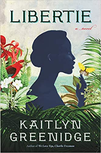 Libertie: A Novel Book Cover