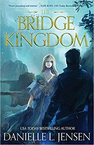 The Bridge Kingdom Book Cover
