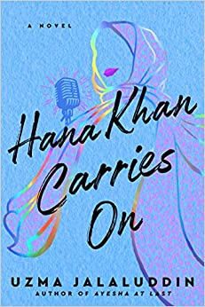 Hana Khan Carries On Book Cover