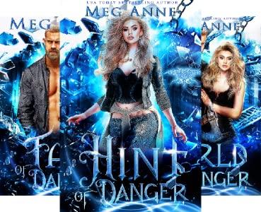 Hint of Danger, Face of Danger, World of Danger Book Cover