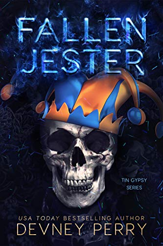 Fallen Jester Book Cover