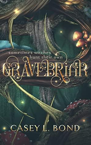 Gravebriar Book Cover