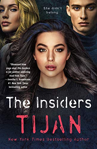 The Insiders Book Cover