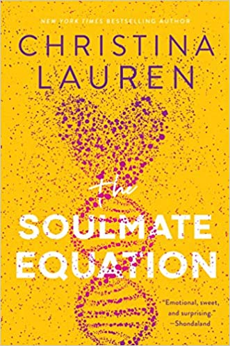 The Soulmate Equation Book Cover