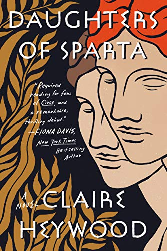 Daughters of Sparta: A Novel Book Cover