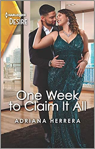 One Week to Claim it All Book Cover