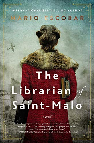 The Librarian of Saint-Malo Book Cover