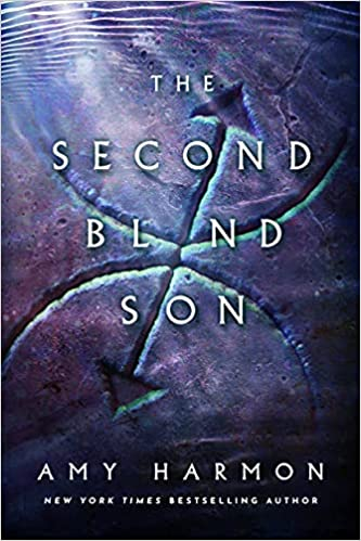 The Second Blind Son Book Cover