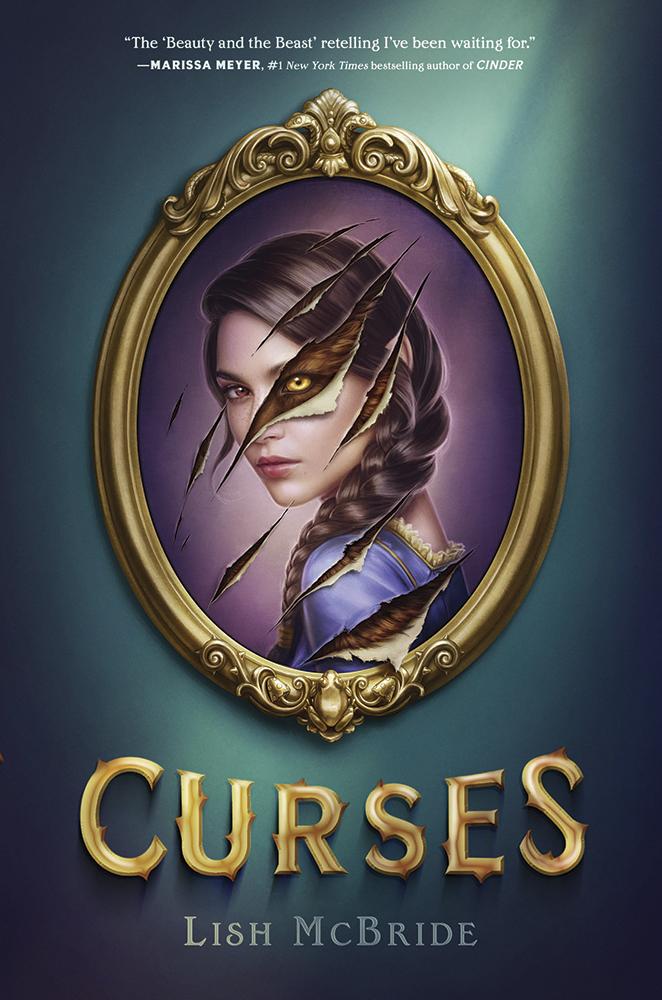 Curses Book Cover