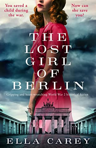 The Lost Girl of Berlin Book Cover
