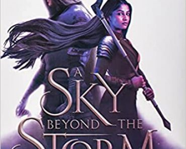 book cover of A Sky Beyond the Storm
