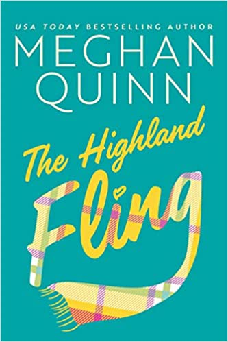 The Highland Fling Book Cover