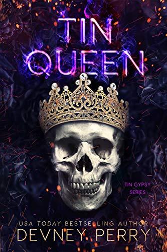 Tin Queen Book Cover