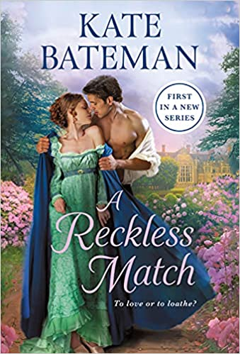 A Reckless Match Book Cover