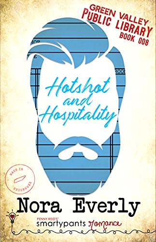 Hotshot and Hospitality Book Cover