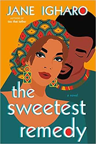 The Sweetest Remedy Book Cover