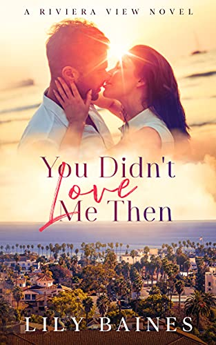 You Didn't Love Me Then Book Cover